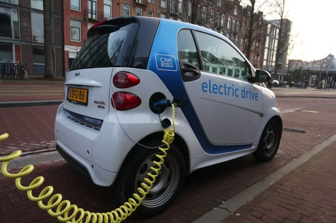 The Rise of the Electric Fleet