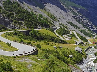 Top 5 Drives in Central Europe